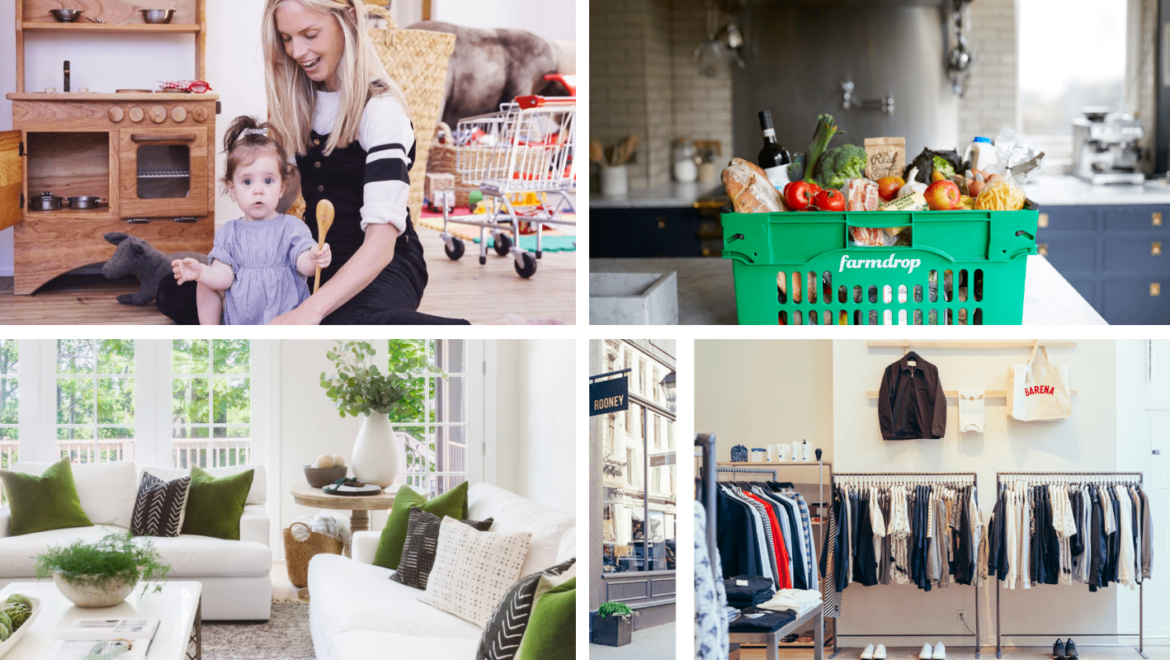 Multi-vendor marketplace examples from Spree Commerce success stories