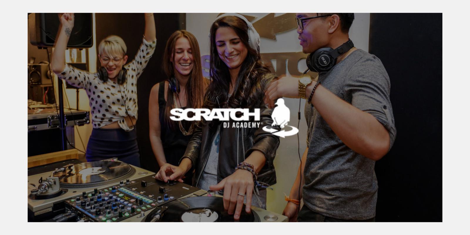 Scratch DJ Academy Spree Commerce Success Story