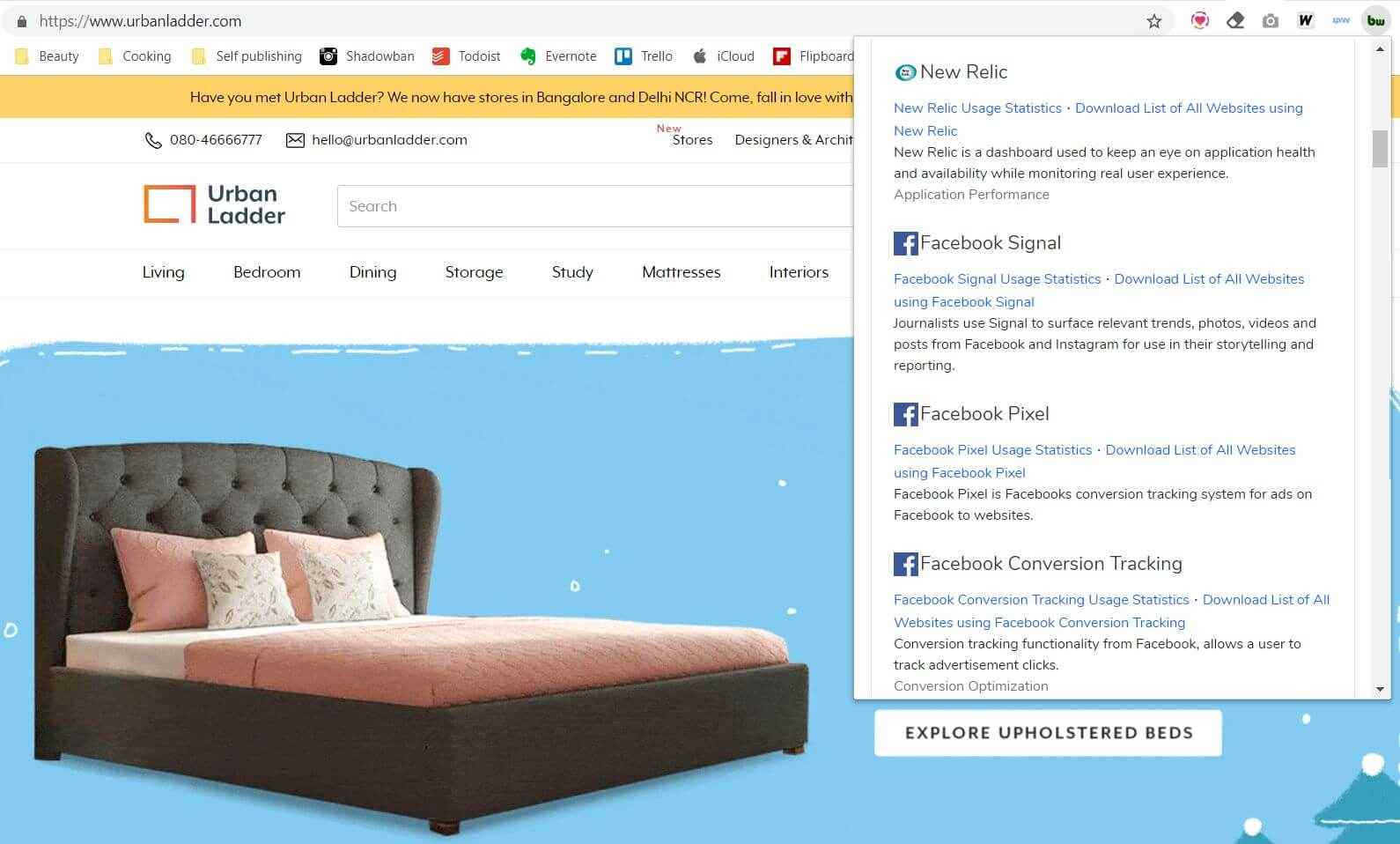 example of Facebook Pixel and Spree Commerce Integration 1