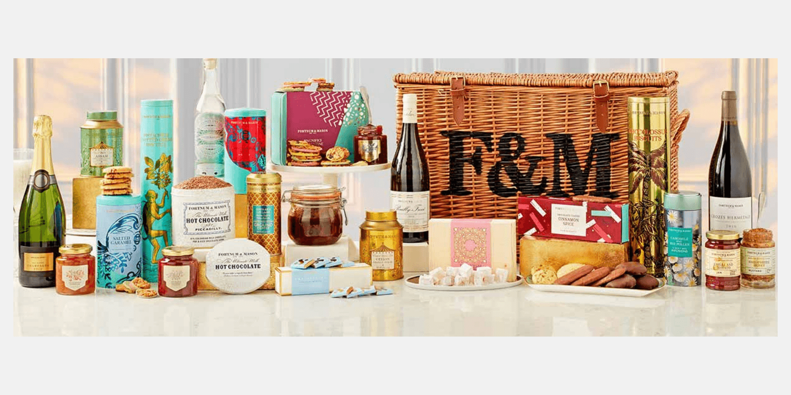 Fortnum & Mason Spree Commerce Success Story