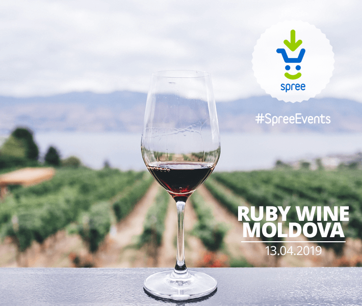 Ruby Wine Moldova