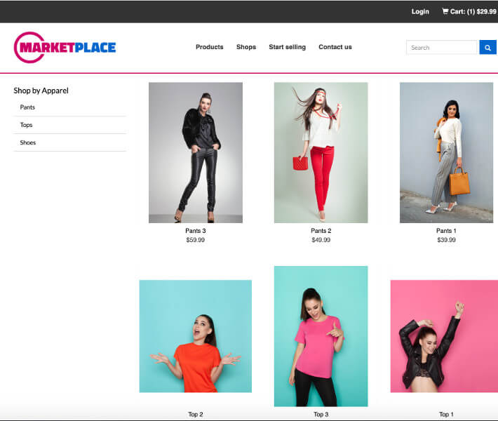 Spree single page checkout