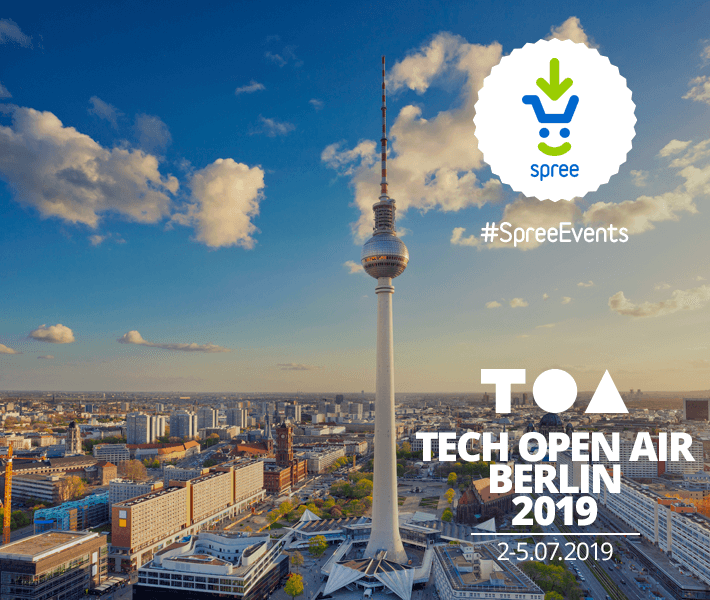 Tech Open Air TOA Berlin conference