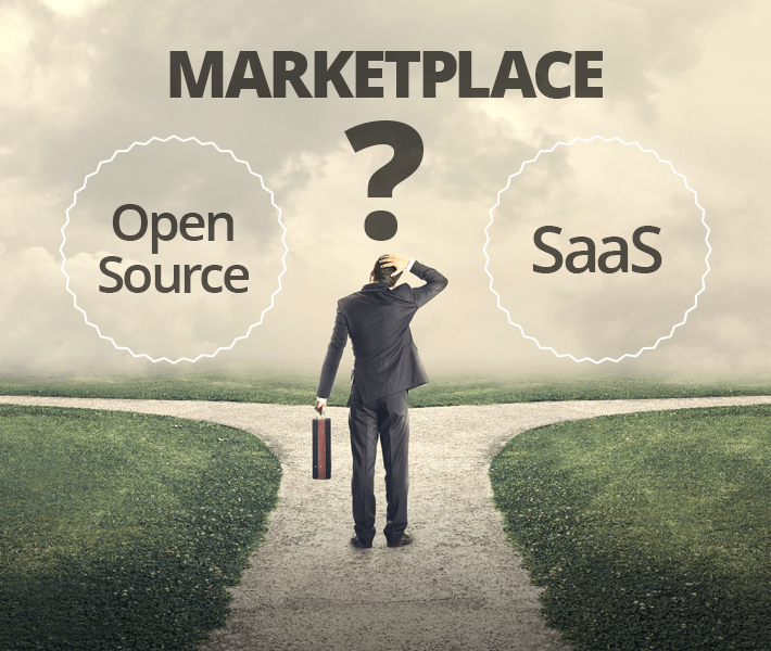 multi vendor marketplace platform open source saas