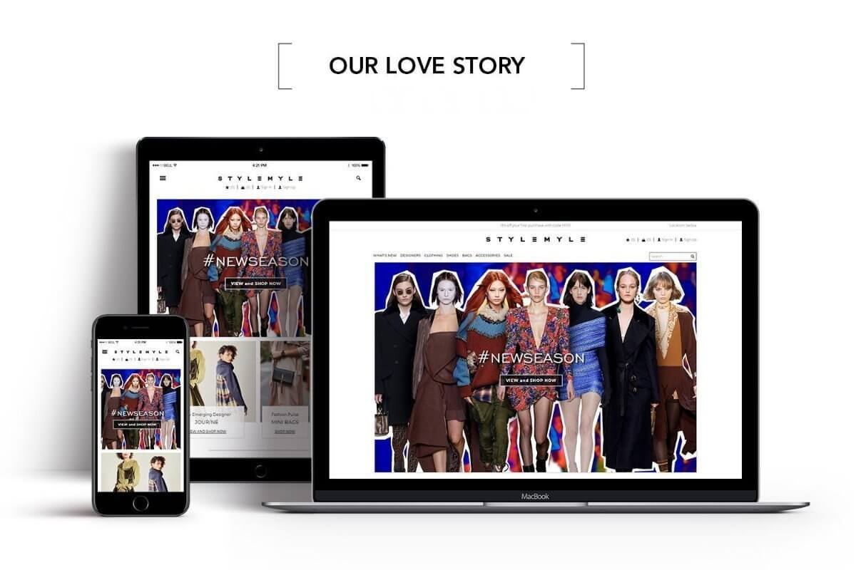 Stylemyle fashion marketplace and Spree Commerce Success Story