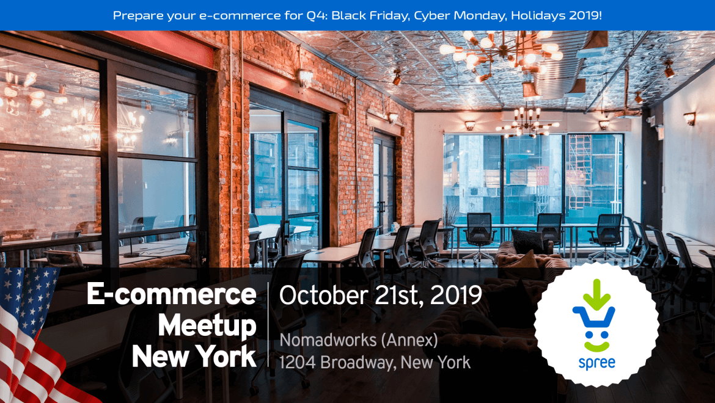 E-commerce Meetup New York