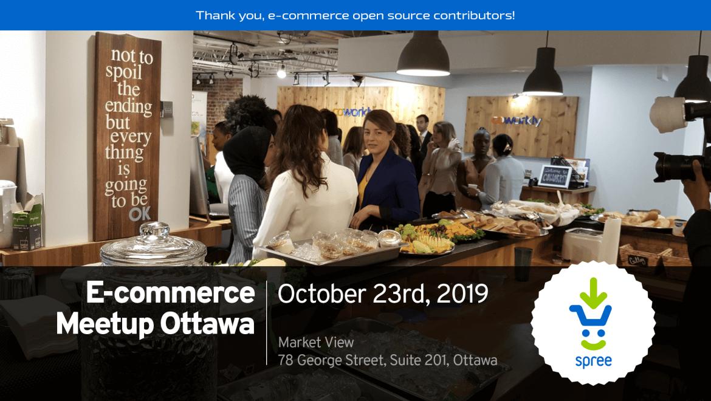 E-commerce Meetup Ottawa