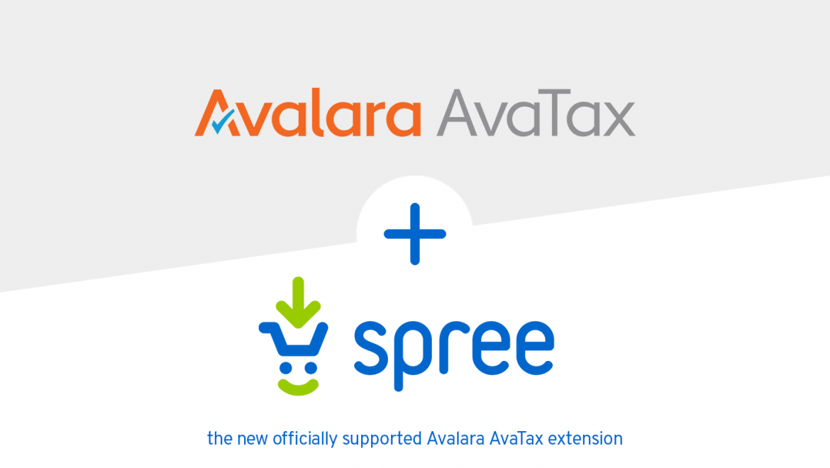 spree commerce avalara avatax official certified extension api v2