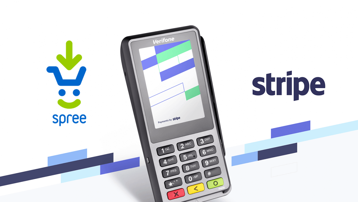 stripe point of sale pos spree commerce terminal card eader