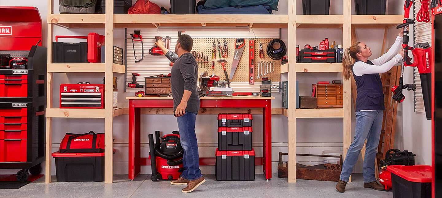 Craftsman, the American iconic tool brand, uses Spree Commerce for its online store with over 1,200 professional-grade tools
