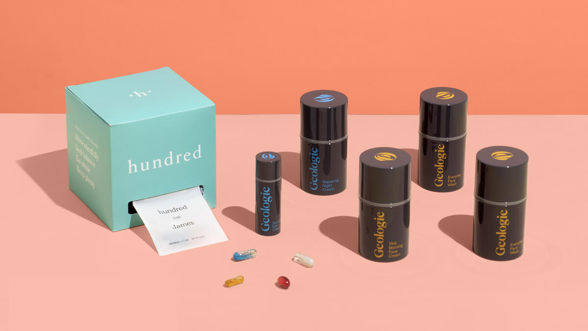 Hundred, a subscription service for personalized vitamin mixes powered by Spree Commerce raised $8M to expand to the US market