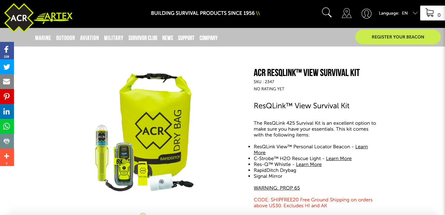 ACR Artex and Spree Commerce Success Story