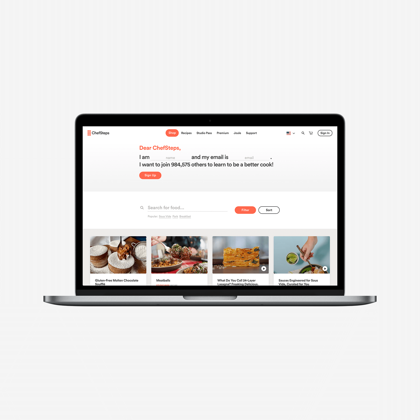 ChefSteps and Spree Commerce Success Story