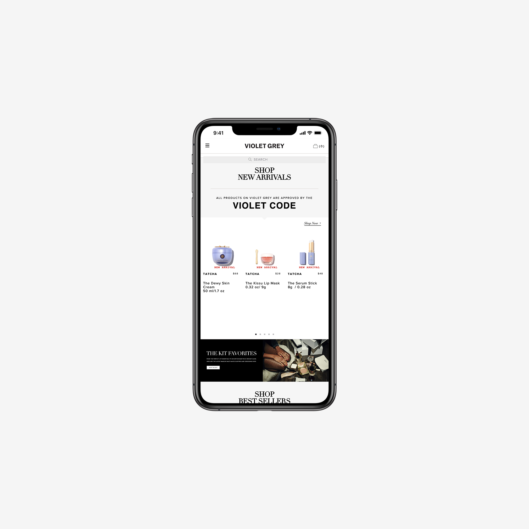 Violet Grey and Spree Commerce Success Story