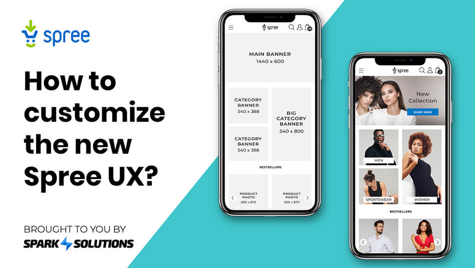 Spree Commerce layouts customization