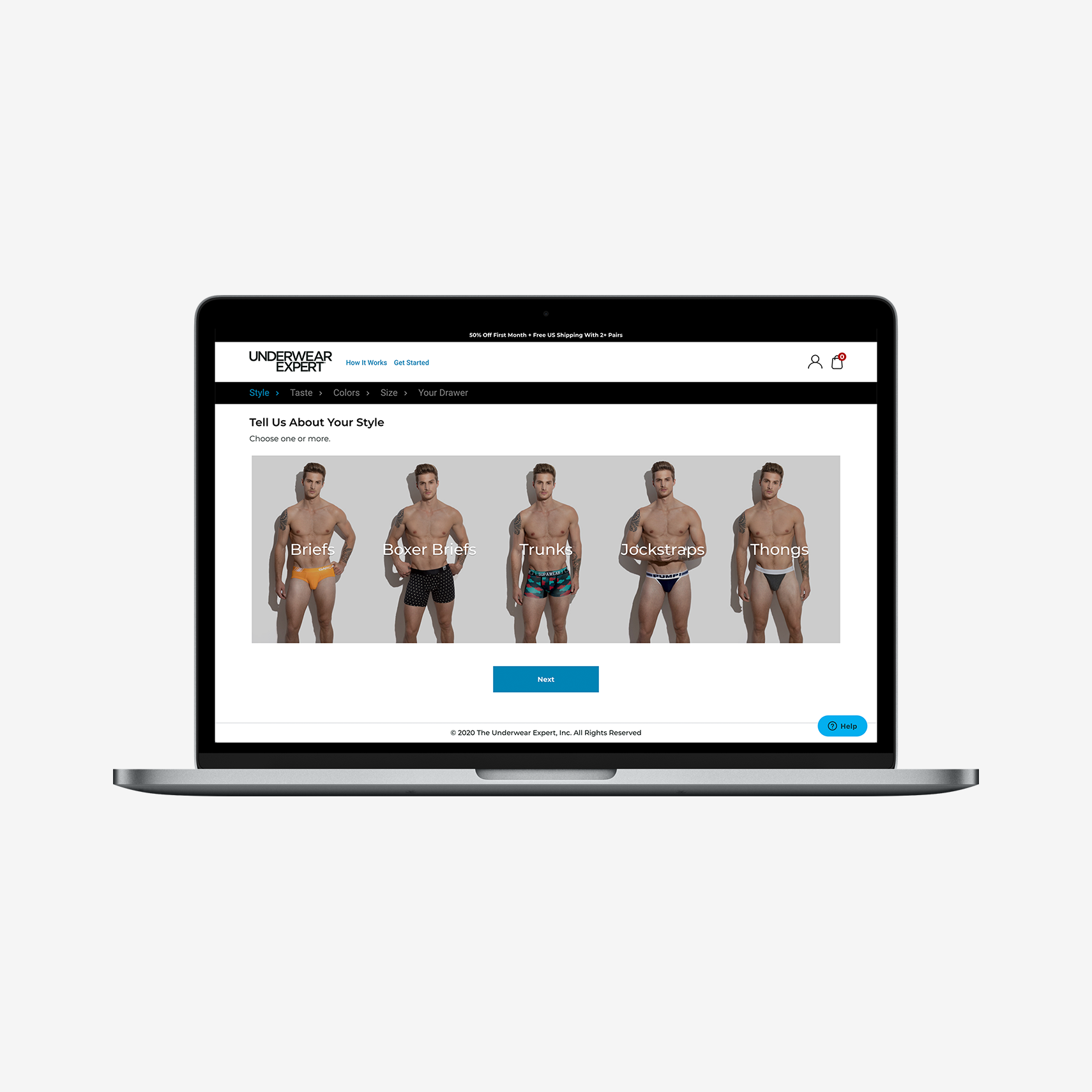Underwear Expert and Spree Commerce Success Story