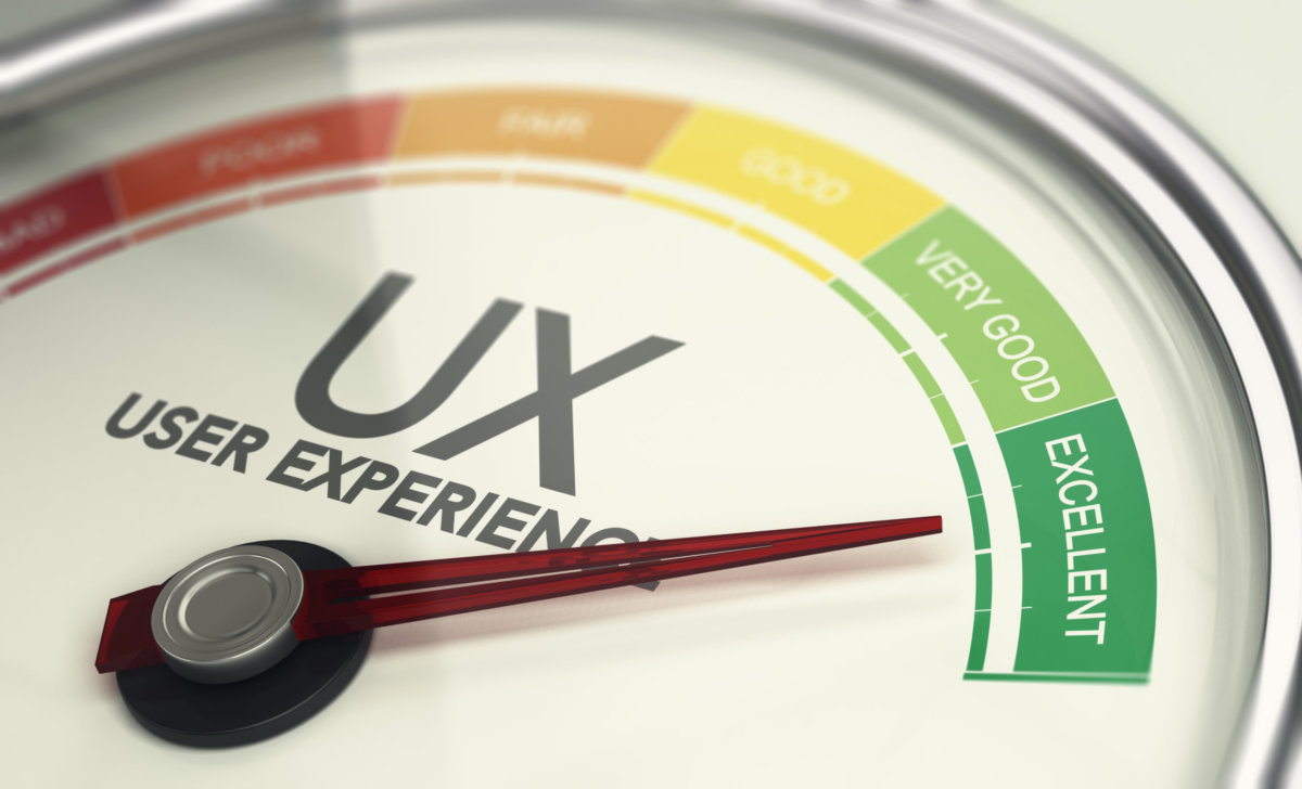 Web Design and Marketing Concept, Measuring UX, User Experience