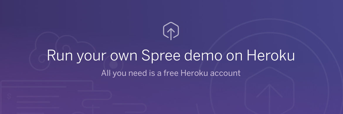 run your own spree commerce demo on Heroku