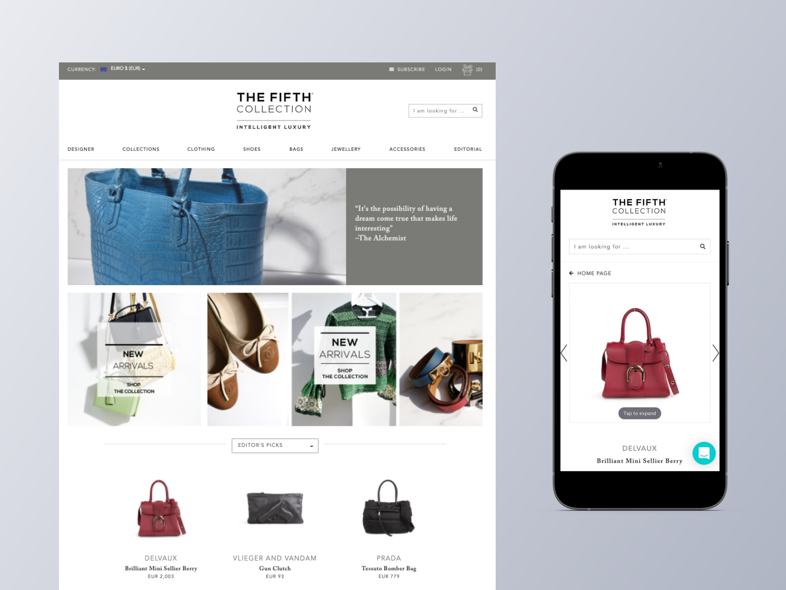 the fith collection case study