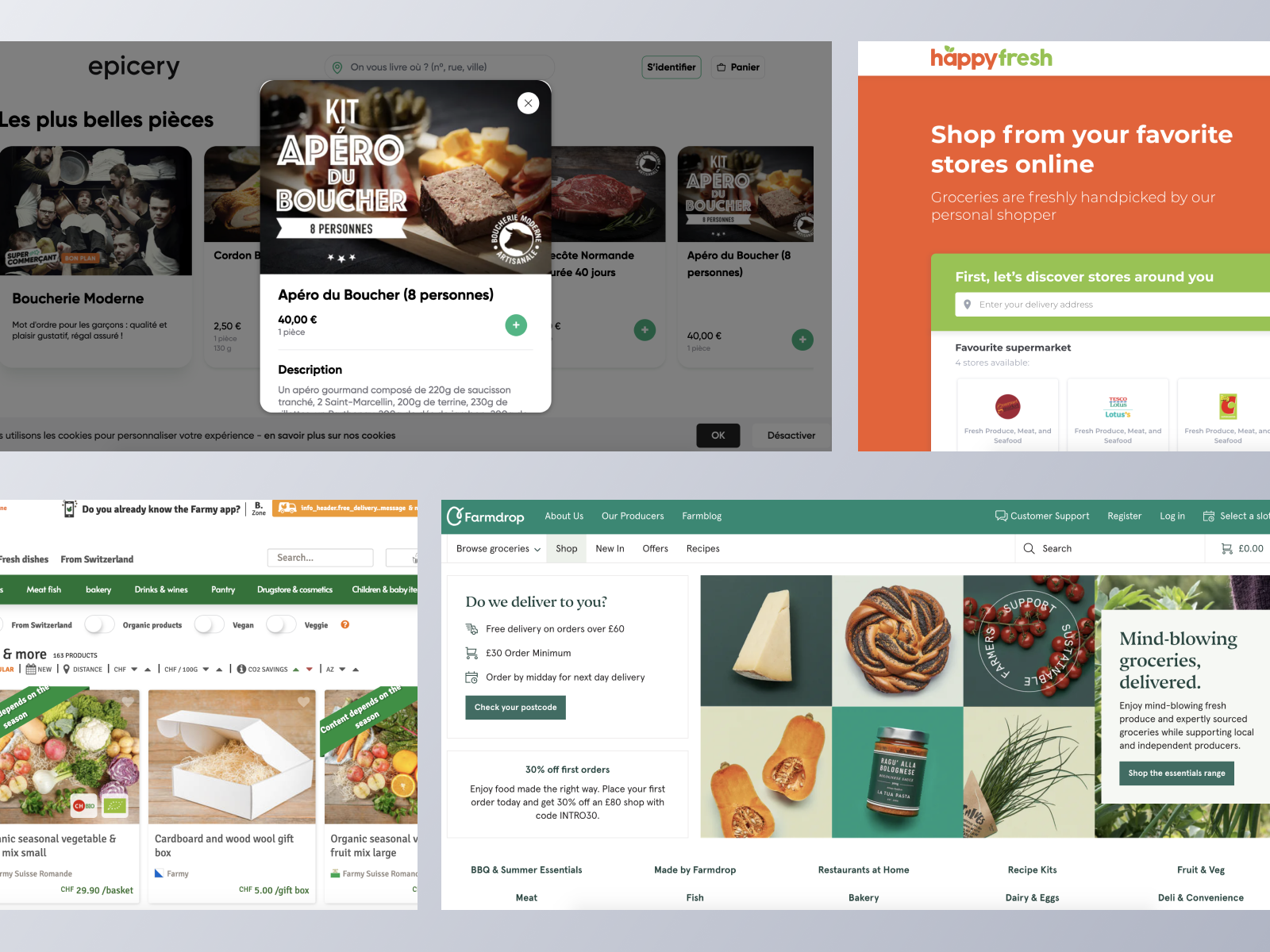 Local Delivery Marketplaces using Spree Commerce