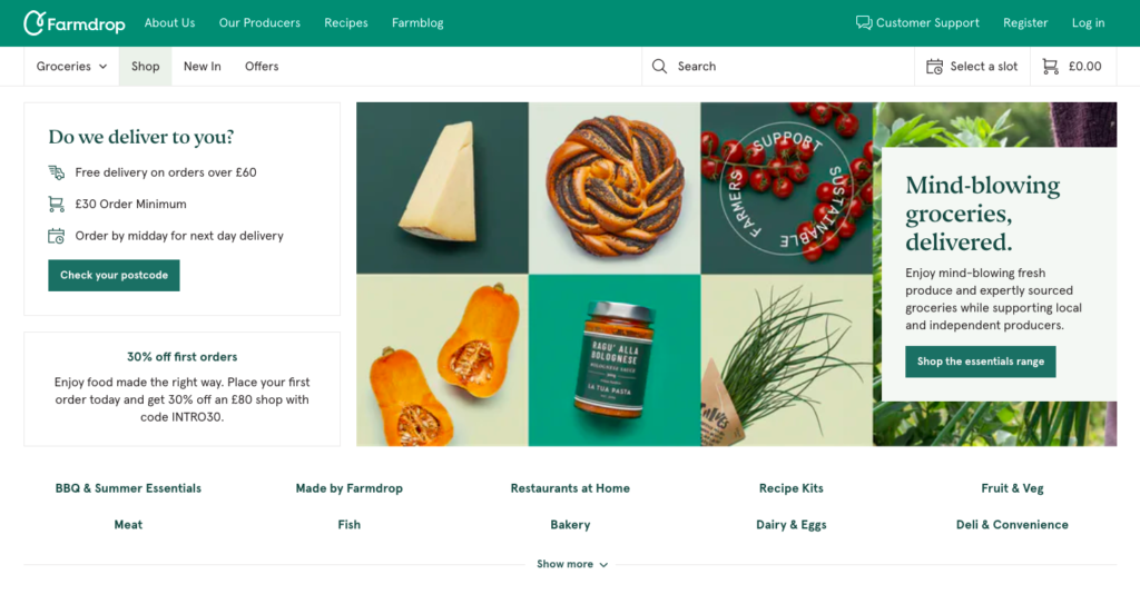 farmdrop is a marketplace using spree commerce
