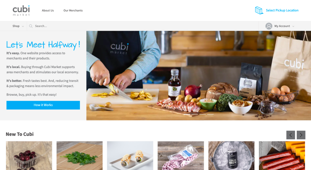 cubi is using spree commerce