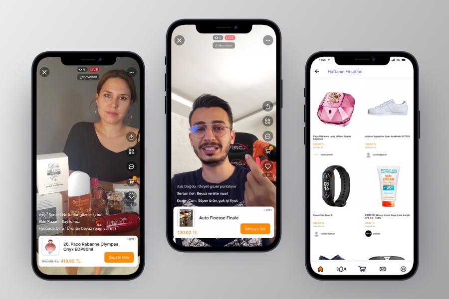 Vidyodan mobile app with Spree backend